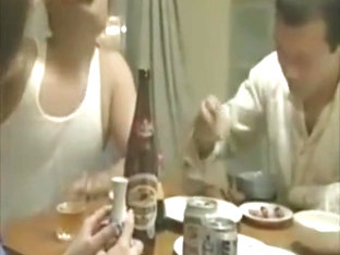 Big Tits Japanese Wife Cheats With Husband's Friend