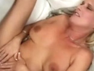 Blond Mother I'd Like To Fuck Rides A Large Knob