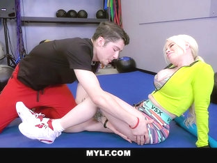 Mylf - Gym Trainer Fucks Milf Nikki Delano
