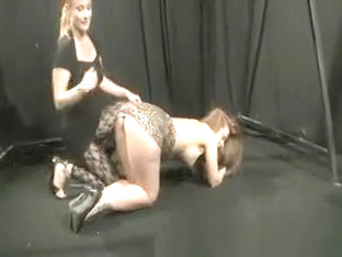 Ginger Bitch Undertaking Lezdom Humiliation
