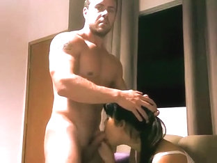 Muscle Brazilian Fucks His Wife