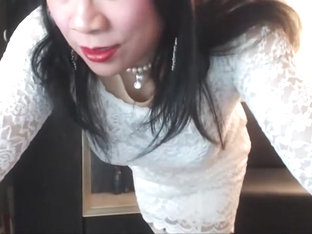 White Lace Dress 2