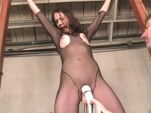 Bodystocking Bondage