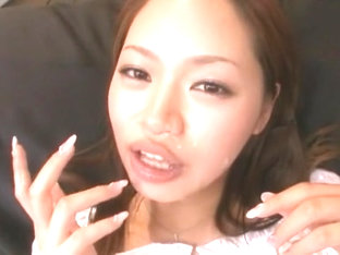 Incredible Japanese whore Kyouko Maeda in Fabulous Close-up, Couple JAV scene