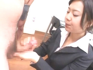Fabulous Japanese Whore In Horny Handjob, Cumshot Jav Movie