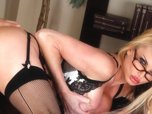 Taylor Wane & Alan Stafford In My First Sex Teacher