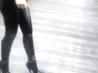 Catsuit And X Treme Boots