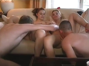 Dutch Swingers Orgy