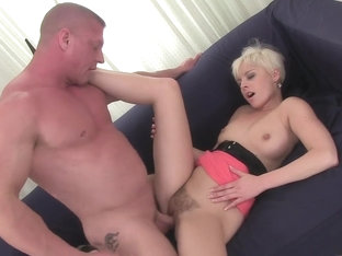 Best Pornstar Laura Sweet In Exotic Hairy, Blonde XXX Movie