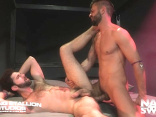 Clothing Optional - Raging Stallion