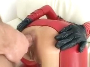Cruel Voluptuous Fetish Latex Roleplay