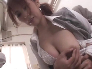 Exotic Japanese Chick Ruru Anoa In Horny Office, Toys Jav Movie