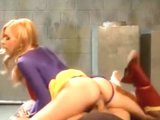 Supergil Lexi Belle - Heroine Cosplay Superhero