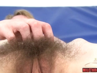 Hairy Mature Sex With Cumshot