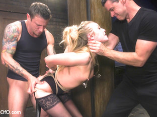 Slave Training Karla Kush, Day One - Thetrainingofo