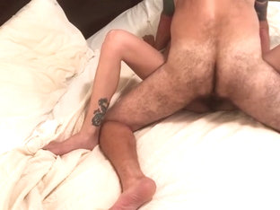 Foreplay To Missionary To Cowgirl To Handjob To Cum Standard Romp With Wife