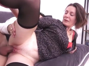 French Milf Fucked