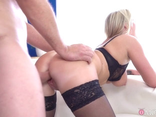 Georgie Lyall & Thomas Hyka In Gorgeous Uk Blonde Has Intimate Sex - Momxxx