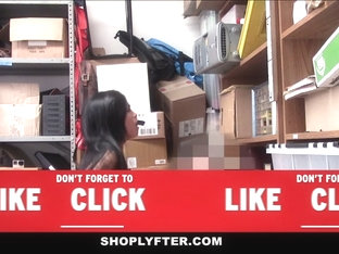 Ember Snow In Case No. 1148696 - Shoplyfter