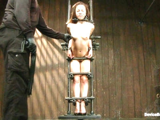 Kristina Rose & Orlando In Kristina Rose Captured And Fucked In Extreme Bondage Positions - Device.