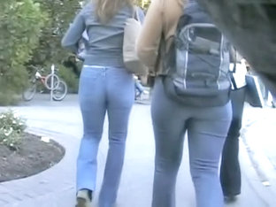 Amateur Hidden Cam Films Girls With Hot Asses On The Street
