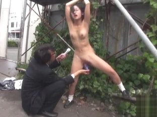 Jav Idol Suzu Ichinose Ambushed Outdoors Fucked In Public Finger Squirted Rough Sex Scene