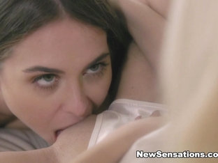 Elsa Jean  Riley Reid In It Started With A Kiss For Riley And Elsa - Newsensations