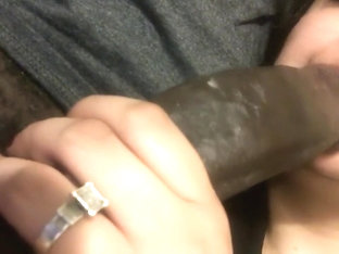 Ig_supermajorwave Big Bbc Cummin In Cheating Wife's Throat