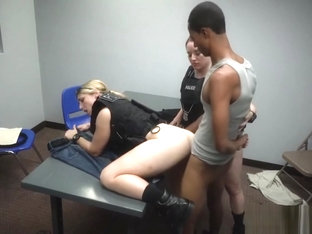 All Three Holes Blonde First Time Prostitution Sting Takes Pervert Off