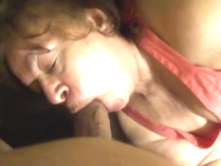 Granny Sucking Dick