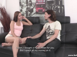 Sell Your Gf - Cherry - A Chance To Have Sex For Cash