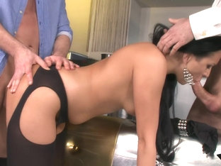 Glamcore Euro Beauty Sucks And Gets Assfucked