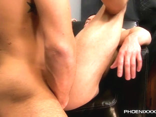 Brock Landon And Parker Perry - Muscle Top Brock Landon Gets Fucked By Uncut Parker Perry - Phoeni.