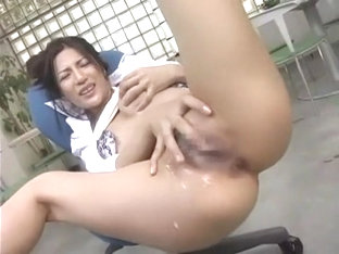 Best Japanese Girl In Crazy Solo Girl, Close-up Jav Movie