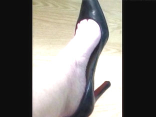 Mature Foot Shoe Fetish Weejuns