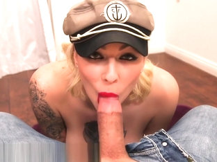 Burningangel Dirty Talking Blonde Pov