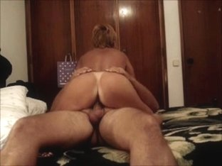 Spanish Grandma Fucks Like Never Before