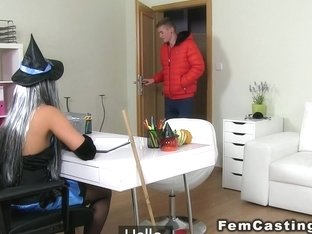 Female Agent Sucking To Teen Guy Hardcore Euro