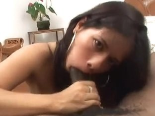 Brazillian Isabella. Pov Oral Sex. Excellent Booty!!