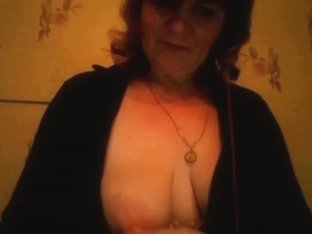 Russian Mature Irina Get On Skype
