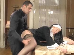 nonne sex porno