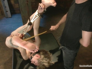 James Deen & Lily Labeau In Natural Born Submissive - Sexandsubmission