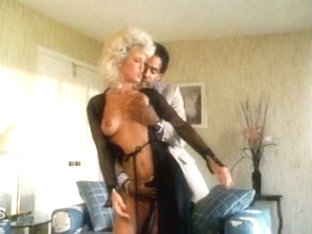 Incredible Interracial Retro Video With Buck Adams And Jamie Gillis