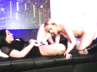 Lascivious Dykes Love Using Dildo On Each Other