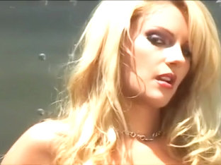 Incredible Pornstar Samantha Ryan In Exotic Blonde, Softcore XXX Video