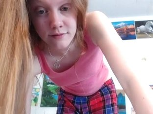 Sexyredfox89 Intimate Clip On 01/24/15 08:39 From Chaturbate