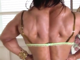Natural  Female Bodybuilder