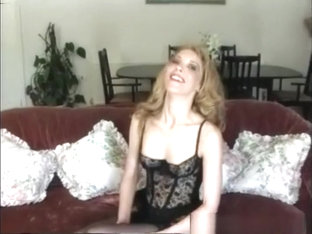 Incredible Pornstar In Horny Lingerie, Facial Adult Clip