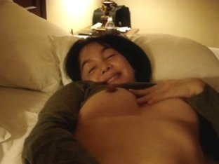 Asian Girl Masturbating