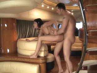 Good Sex On Private Yacht